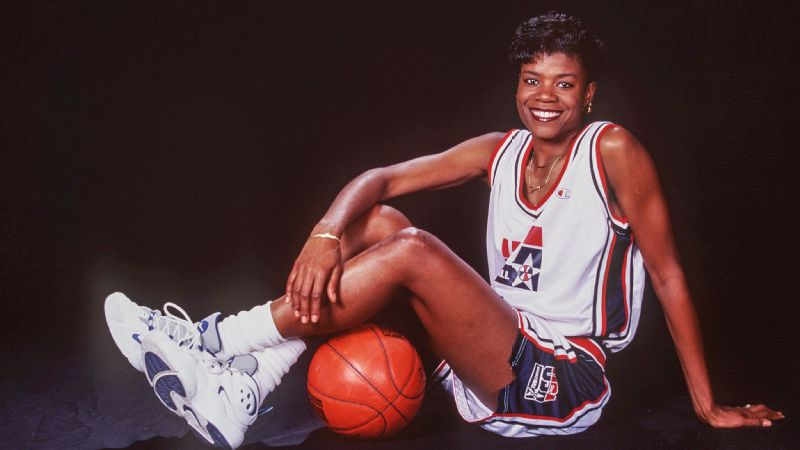 Sheryl Swoopes x Nike Women Sneakers