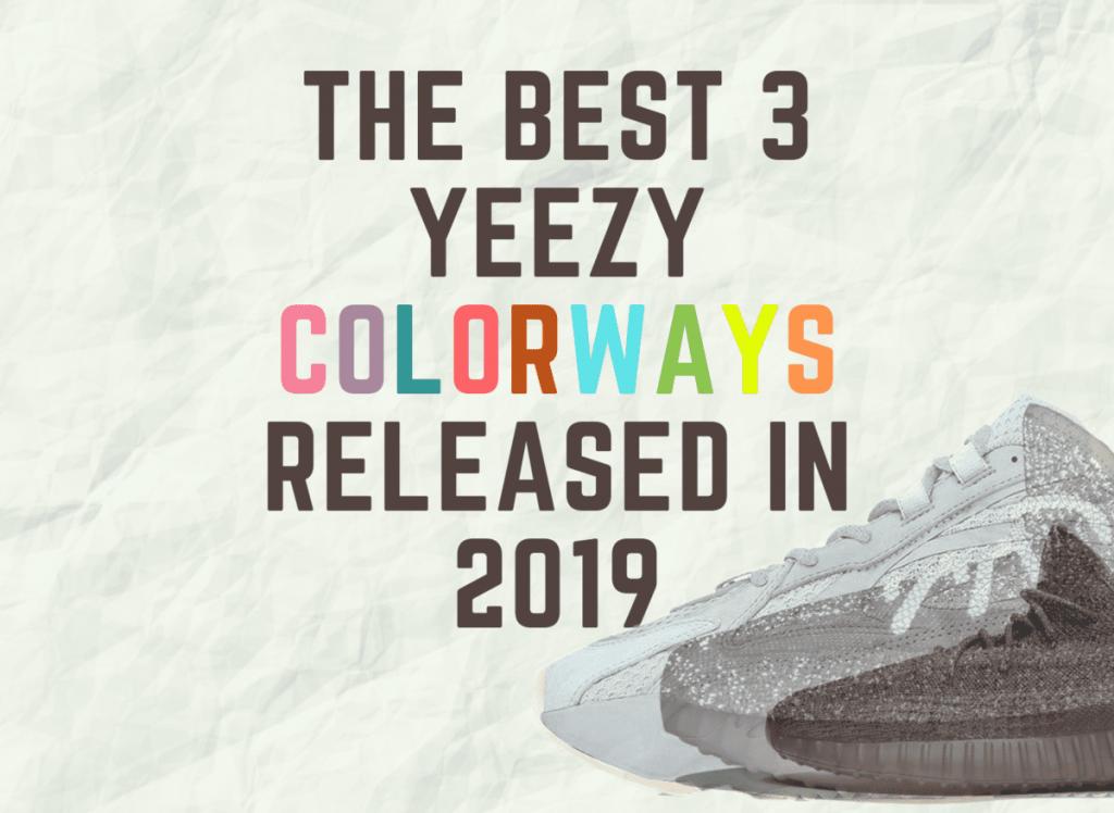 Top Yeezy Colorways