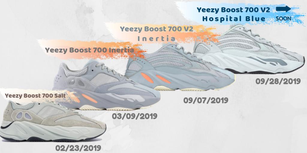 Yeezy Boost 700's