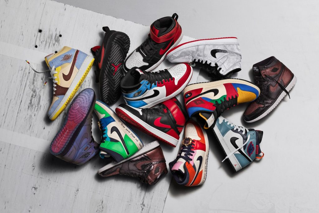 Air Jordan 1 Fearless Ones