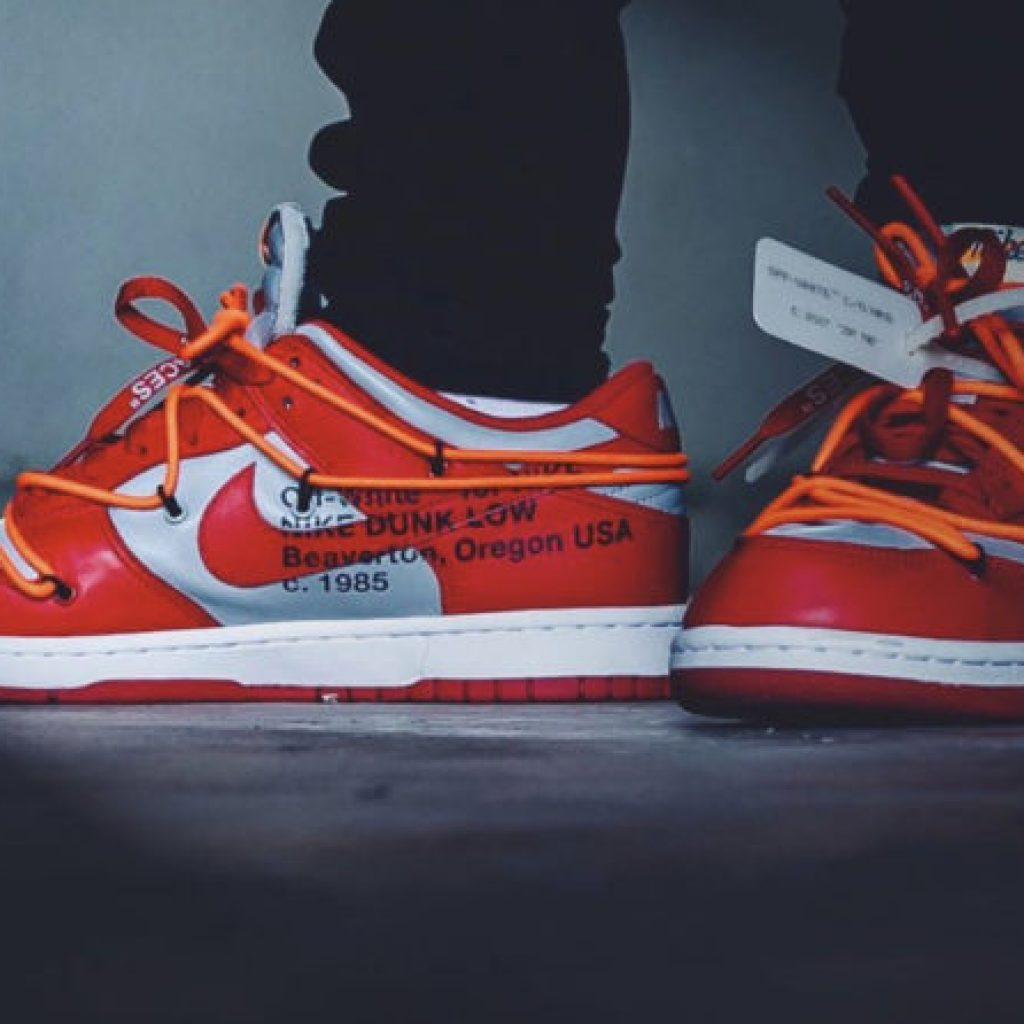 Nike Off-White SB Dunk HanZuYing